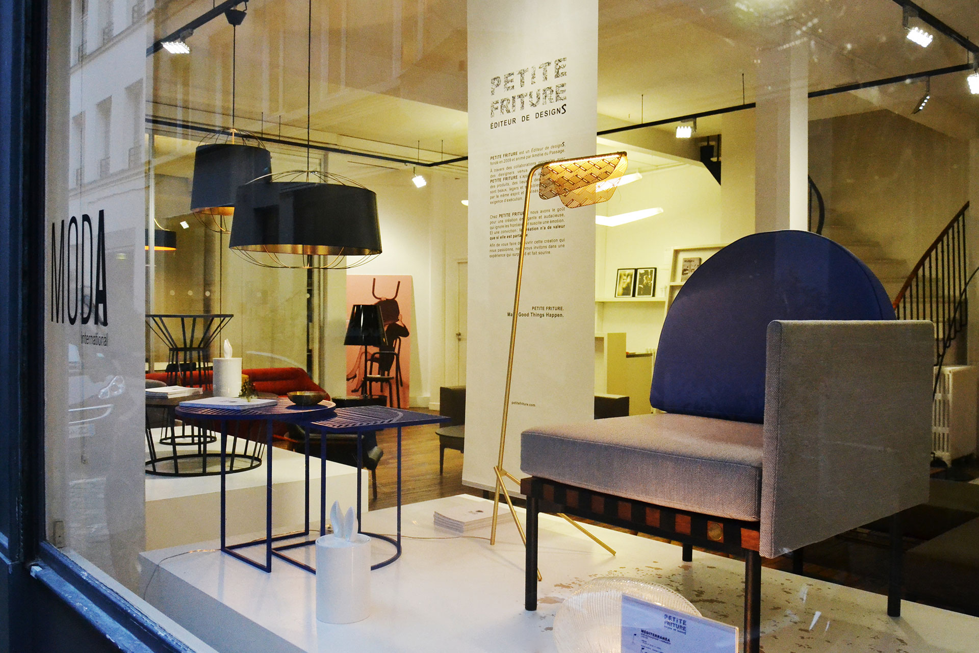 100 magasin meubles design paris story mobilier for Meuble contemporain paris